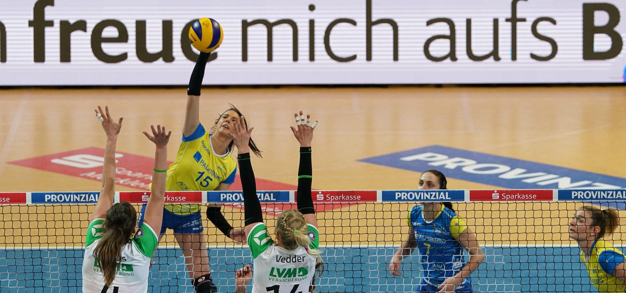 Playoff-Auftakt gegen Münster