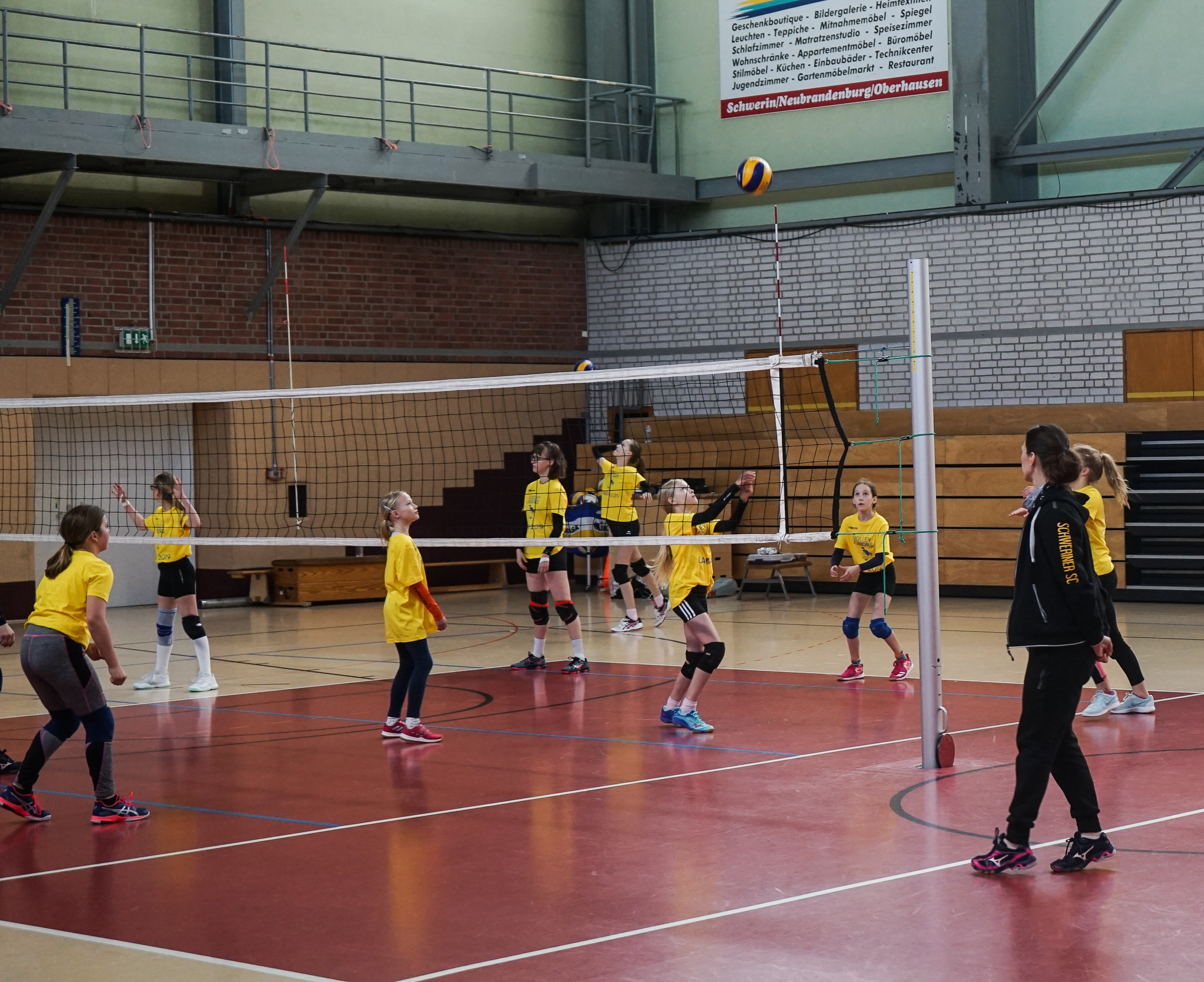 Volley Juniors Camp – Klappe die Zweite!