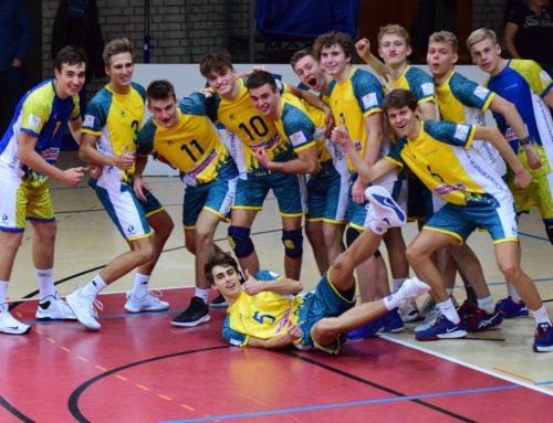 Volleyball Regionalliga Nord Männer – Tabellenplatz Zwei ist zu sichern