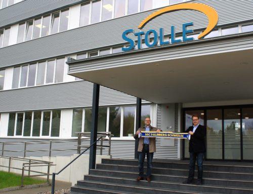 STOLLE Sanitätshaus wird neuer Partner des SSC Palmberg Schwerin
