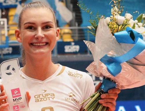 Indy Baijens wechselt vom polnischen Meister nach Schwerin