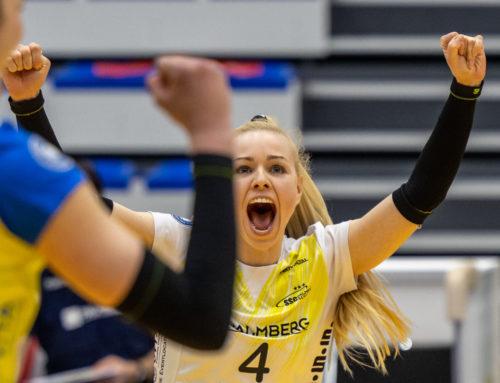 Anna Pogany verlängert für 3 Jahre in Schwerin