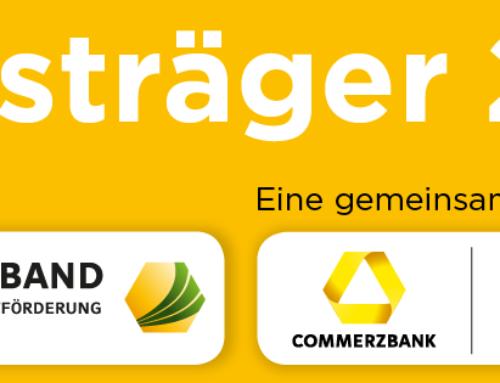 """Schweriner SC gewinnt """"Das Grüne Band"""" von Commerzbank und DOSB"""