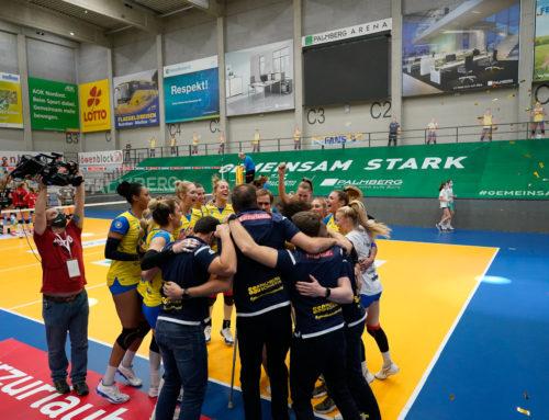 Frauen-Volleyball Bundesliga und SPORT1: Zusammenarbeit für fünf weitere Jahre verlängert