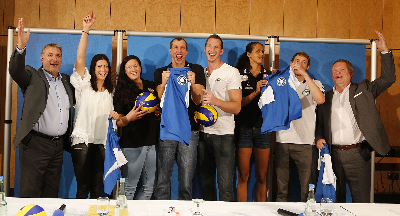 die volleyball bundesliga geht an den start schweriner